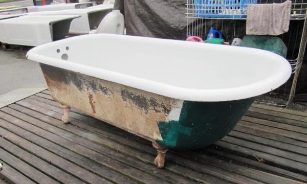 Акриловое покрытие для ванн своими руками