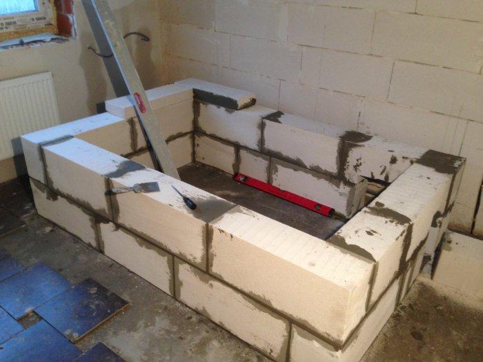 Ванна из бетона своими руками технология возведения Видео 46