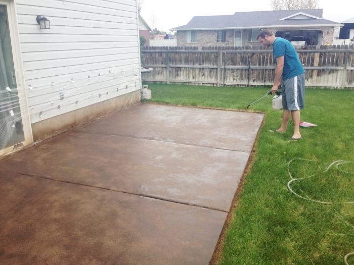 Купить лак по бетону для наружных работ износостойкая купить помпейскую печь из бетона