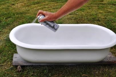 Эмаль ванны своими руками