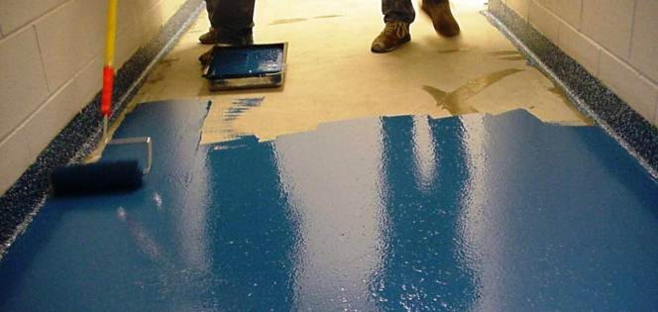 краски для бетона для пола купить